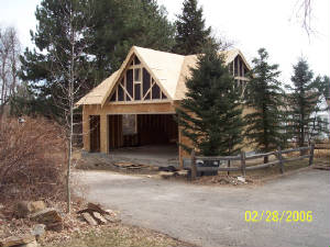 custom garage builder Lakewood, Colorado