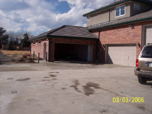 attached garage builder Arvada, Colorado
